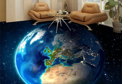 Earth-3D-Space-living-room-font-b-floor-b-font-tiles-painted-2015-new-3D-tile